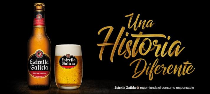 Ven a tomarte una Estrella Galicia a Faro de Fisterra